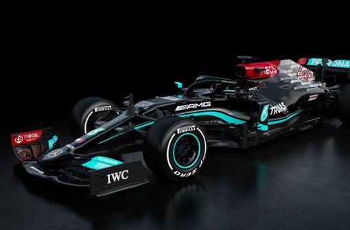 Mercedes präsentiert den neuen Silberpfeil