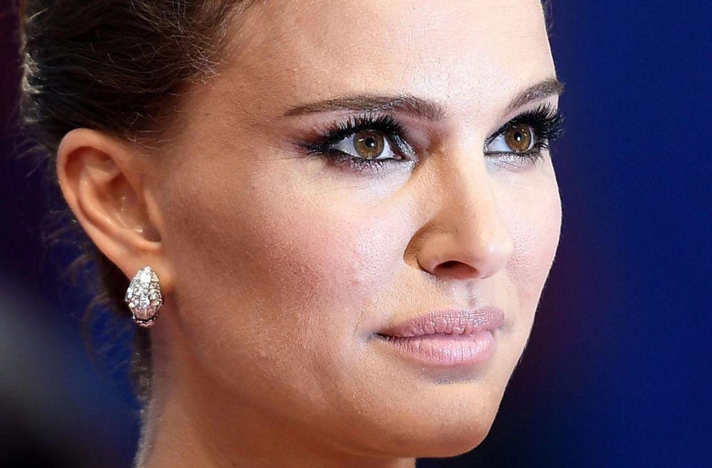 Natalie Portman will nicht nach Israel reisen. Foto: ANSA