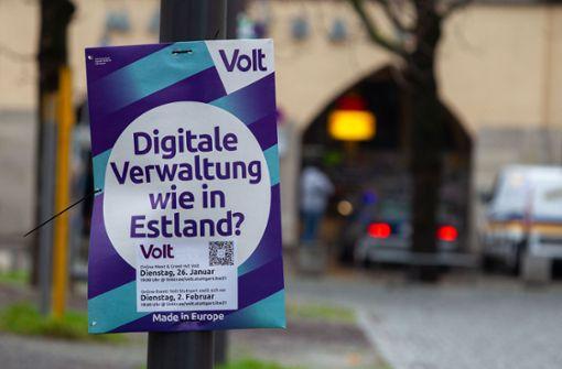 """Auch die """"Kleinen"""" kämpfen im Kreis Ludwigsburg um jede Stimme"""
