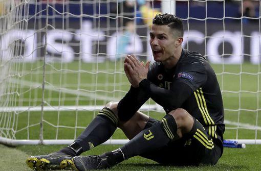 Juventus verliert ohne Khedira 0:2 bei Alético