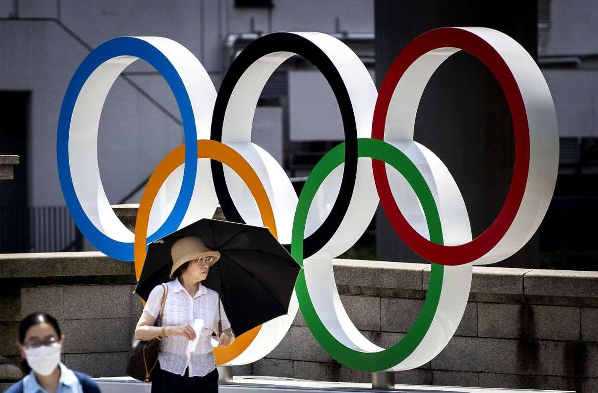 Zwei Wochen geht es für die Athleten in Tokio um die Medaillen. (Symbolbild) Foto: imago images/ANP/ via www.imago-images.de