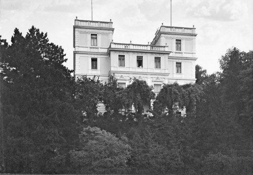 Auf den Spuren der Geschichte der Villa Weißenburg
