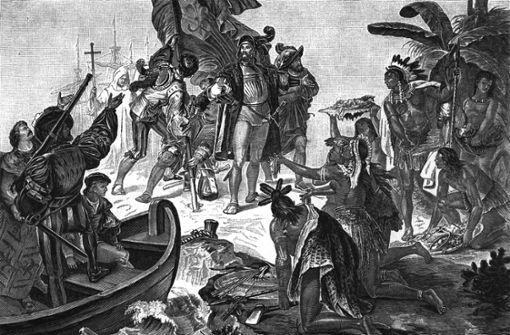 Schwäbische Konquistadoren