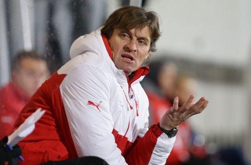 Trainer Thomae wird  befördert