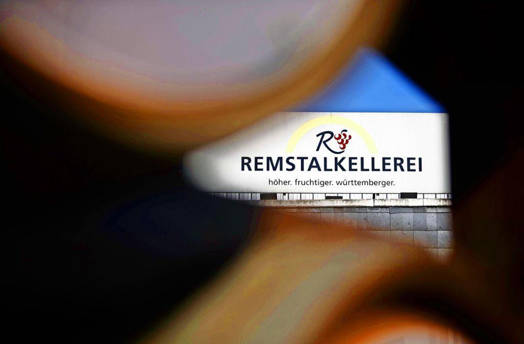 Gärt in der Remstalkellerei nicht nur der Wein? Foto: Gottfried Stoppel