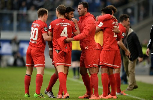 Würzburg macht Aufstieg in die 2. Liga perfekt