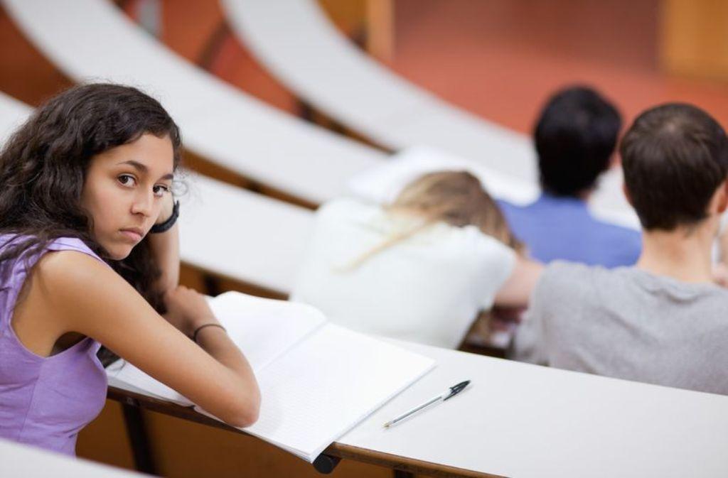 Welche Gründe bewegen Studierende, ihr Studium abzubrechen?  Foto: Wavebreakmedia Micro/ Fotolia