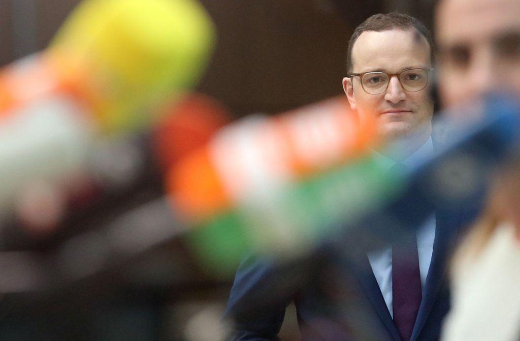 Gesundheitsminister Spahn will bessere Gespräche mit den Angehörigen über das Organspenden. Foto: dpa