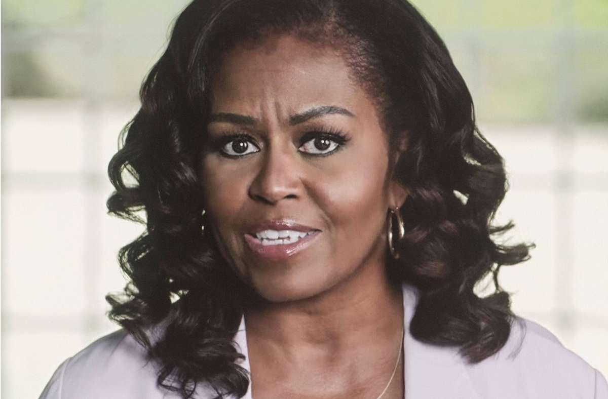 Die frühere First Lady der USA hat sich erneut für Joe Biden als neuen Präsidenten ausgesprochen. Foto: imago images/ZUMA/Biden Harris