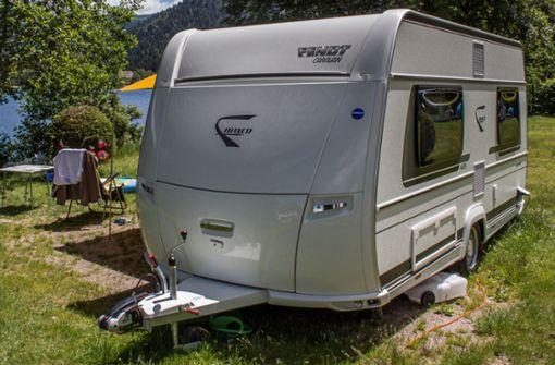 Wohnwagen im Wert von 23.000 Euro gestohlen