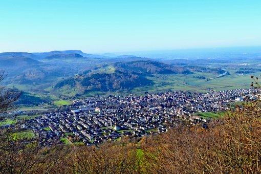 Gingen bezeichnet  sich selbst gerne auch mal als  Perle des Filstals. Foto: Gemeinde Gingen