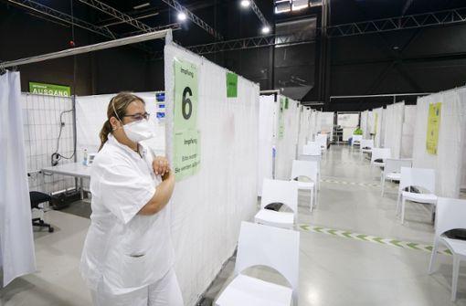 13 Millionen Euro für das große Impfen