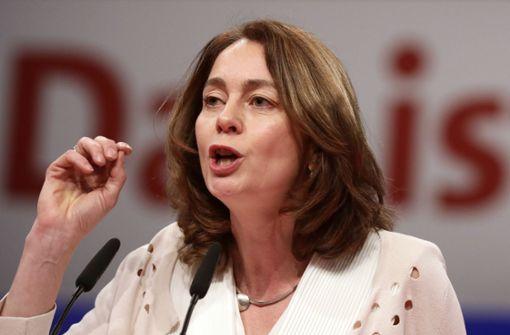 """Familienministerin Barley fordert """"mehr Sachverstand"""" an Gerichten"""