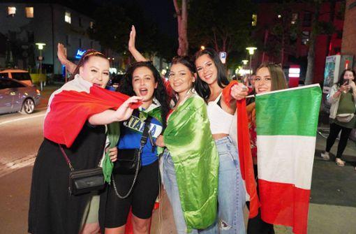 Italiener feiern frenetisch den Einzug ins EM-Achtelfinale