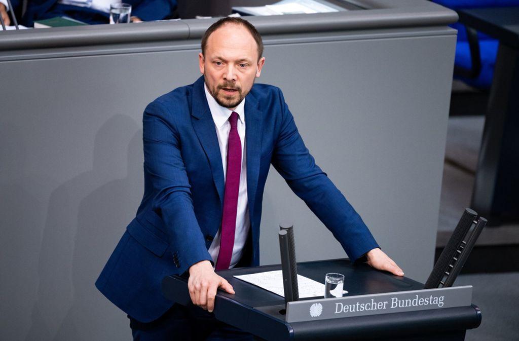 Innenstaatssekretär Marco Wanderwitz (CDU) soll neuer Ost-Beauftragter der Bundesregierung werden. Foto: dpa/Bernd von Jutrczenka