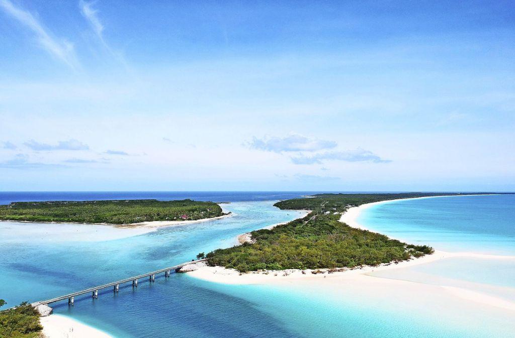 Inselstaaten im Pazifik bereiten sich auf einen möglichen Katastrophenfall vor. (Symbolbild) Foto: dpa-tmn/Valentin Coutaz