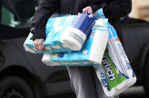 Streit um Toilettenpapier in Discounter eskaliert