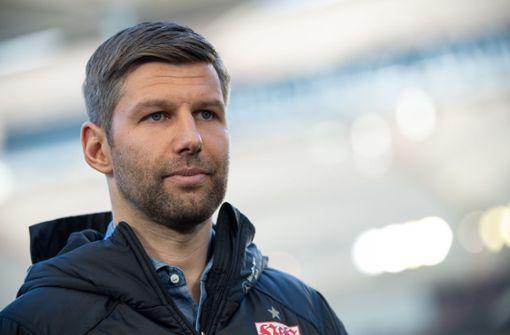 VfB-Sportchef vertraut Markus Weinzierl weiter