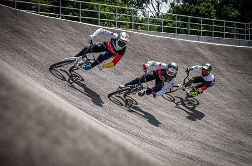Deutsche BMX-Elite gibt Vollgas