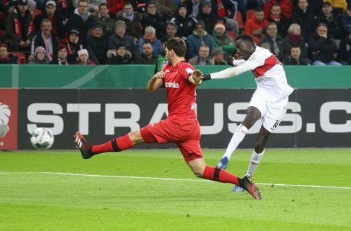 Warum beim VfB Stuttgart der Maßstab leicht verrutscht