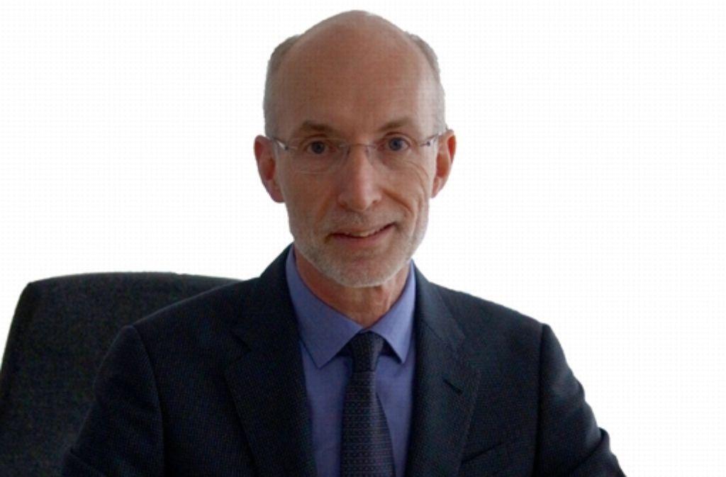 Der Preisträger Stuart Parkin Foto: MPI Halle