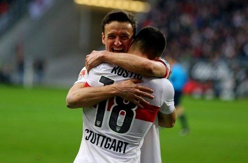 Warum Gentner gerne gegen Frankfurt spielt