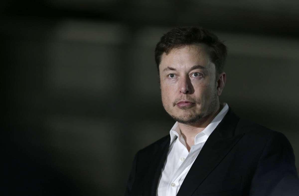 Tesla-Chef Elon Musk trifft wohl Peter Altmaier, Jens Spahn und Ralph Brinkhaus. (Archivbild) Foto: dpa/Kiichiro Sato
