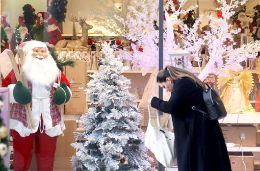 Dritter Adventssamstag sorgt für deutlichen Umsatz