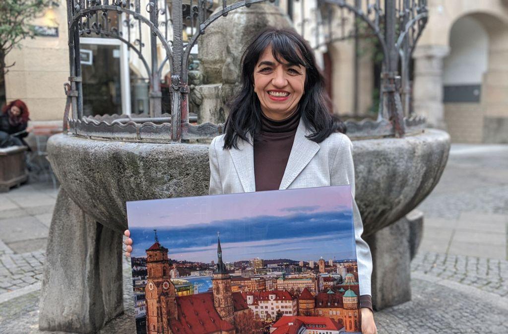 Muhterem Aras strebt  nicht an, als  Stuttgarter Rathauschefin in die Landeshauptstadt zurückzukehren. Foto: Jürgen Brand