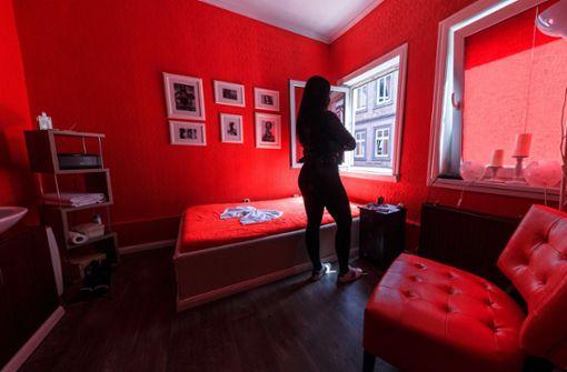 Mutmaßliche Prostitution - fünf Frauen angezeigt