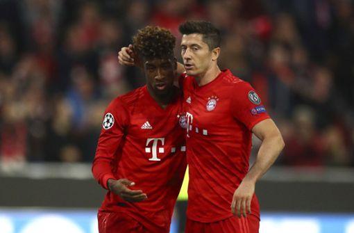 Bayern München gewinnt Auftakt gegen Belgrad