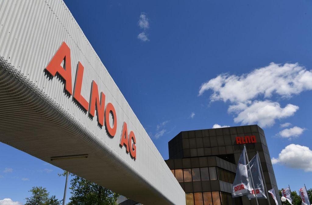 Die Alno AG war 2017 in die Insolvenz geraten. Foto: dpa/Felix Kästle