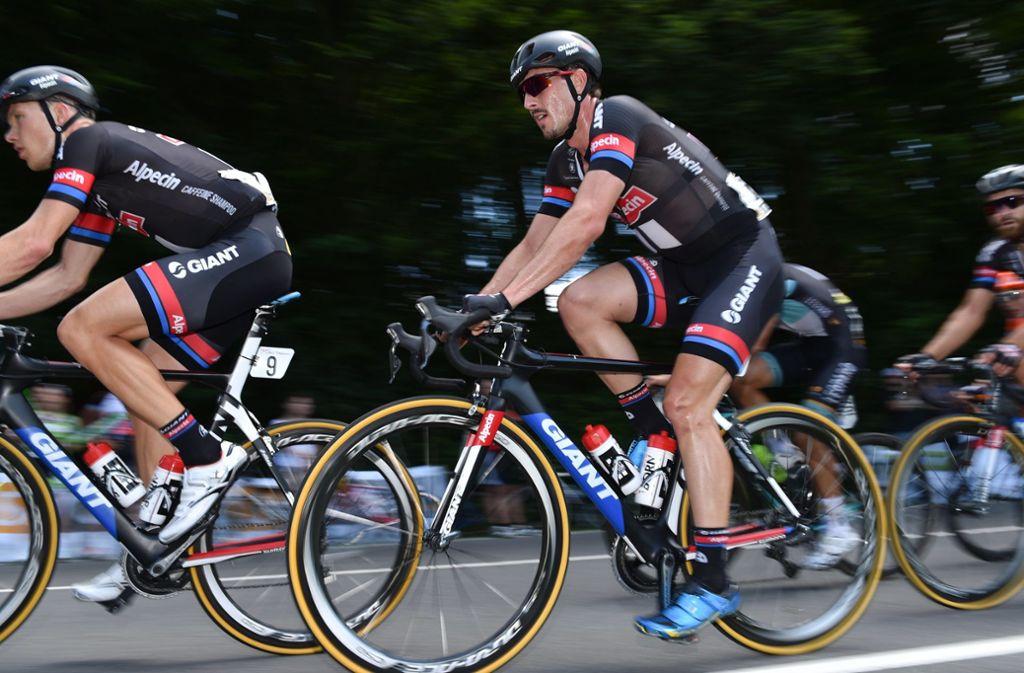 Im kommenden Jahr dürfen sich die Stuttgarter auf die deutschen Straßenrad-Meisterschaften freuen. Foto: dpa