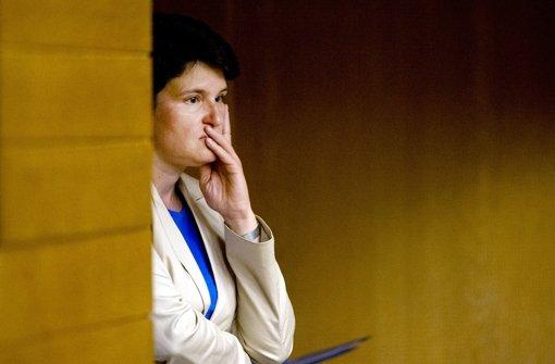 Tanja Gönner ficht Urteil zu Mails an