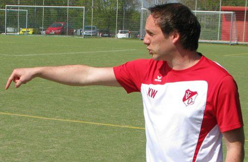 TVOe II: Kevin Woida   hört als Trainer  auf