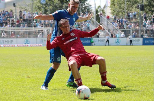 Werden die Stuttgarter Kickers zum Serienbrecher?