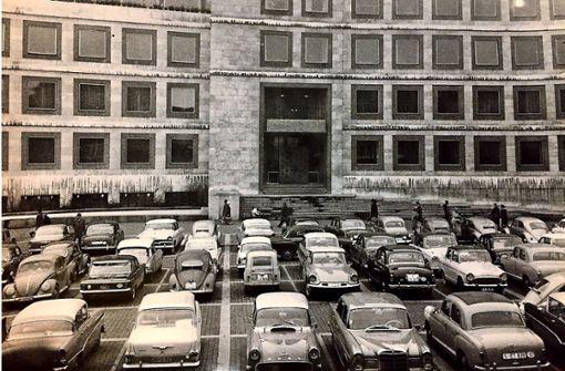 """""""Autogerecht"""" sollte die Stadt  der  1960er sein"""
