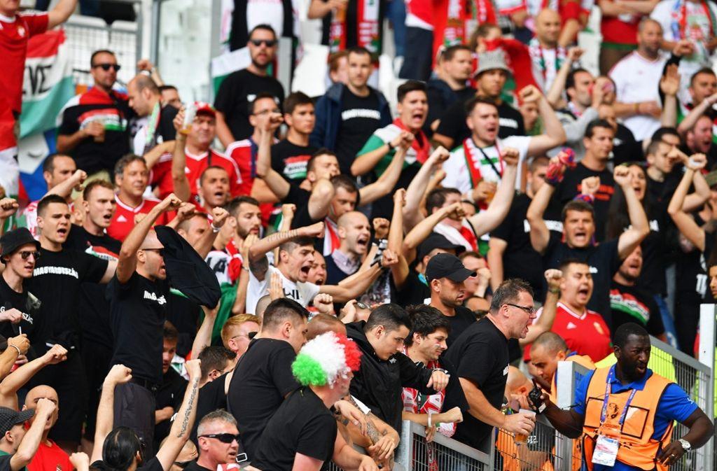 Ungarn Spiel