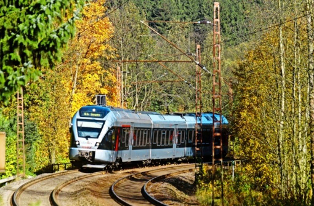 Das niederländische Staatsbahn-Tochter Abellio ist bereits erfolgreich in Nordrhein-Westfalen unterwegs. Bald sollen ihre Bahnen auch durch Baden-Württemberg rollen. Foto: Abellio