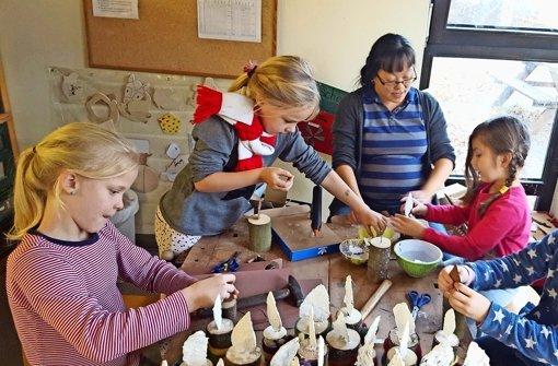 Wo Kinder die frohe Botschaft lernen
