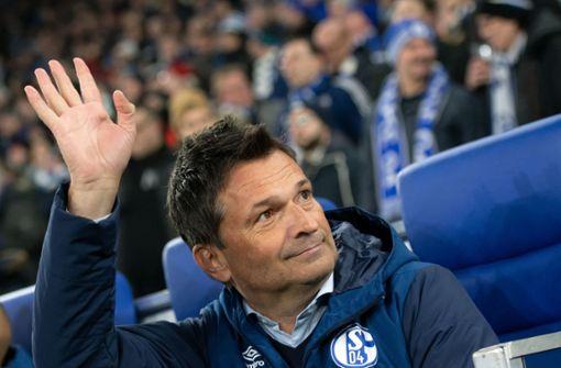 Schalke-Sportvorstand Heidel kündigt Rücktritt an