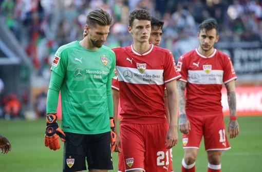 Die höchsten Auswärtsniederlagen des VfB Stuttgart