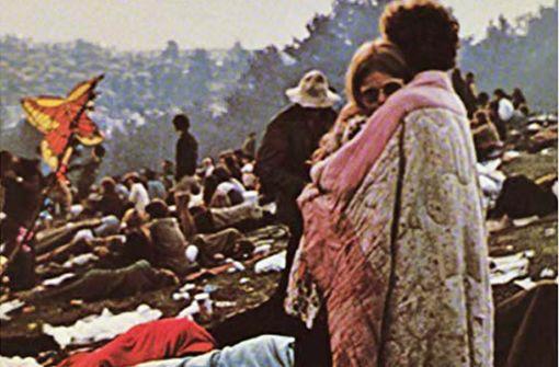 Warum Woodstock das Größte war