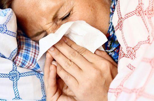 Corona-Regeln dämmen Grippe-Infektionen