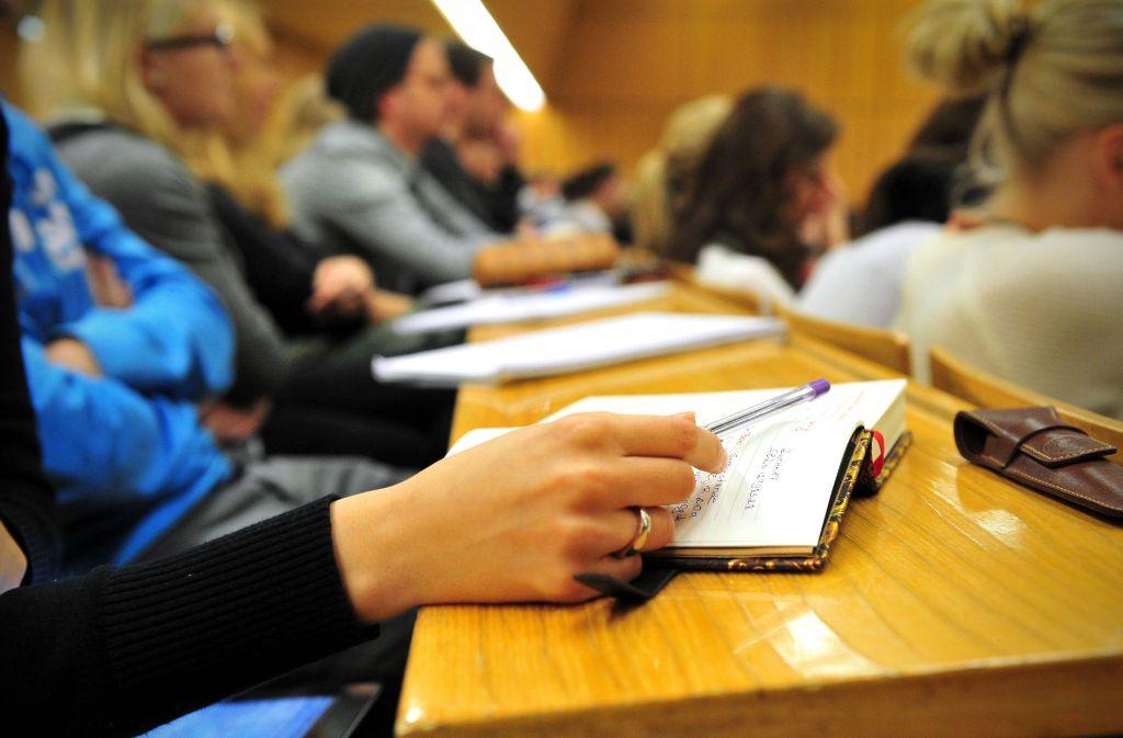 Sicherer Ort Hochschule? Jede zweite Studentin in Deutschland wird sexuell belästigt. Foto: dpa