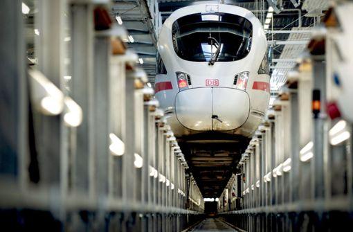 Siemens  findet sich mit Scheitern der Zugfusion ab