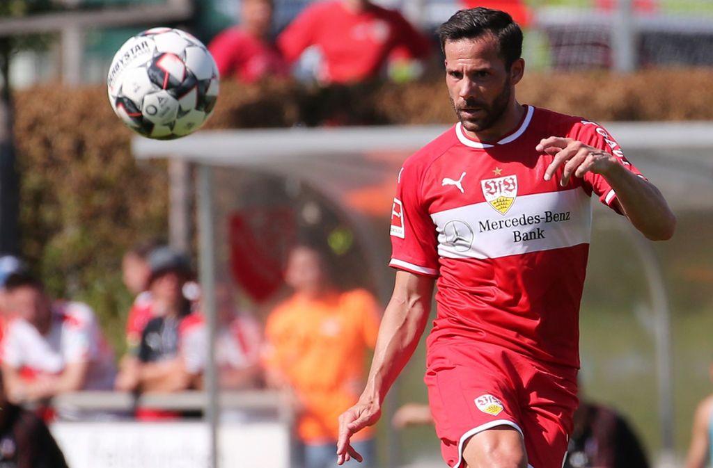 Gonzalo Castro ist neu beim VfB Stuttgart – und bringt jede Menge Bundesliga-Erfahrung mit. Foto: Baumann