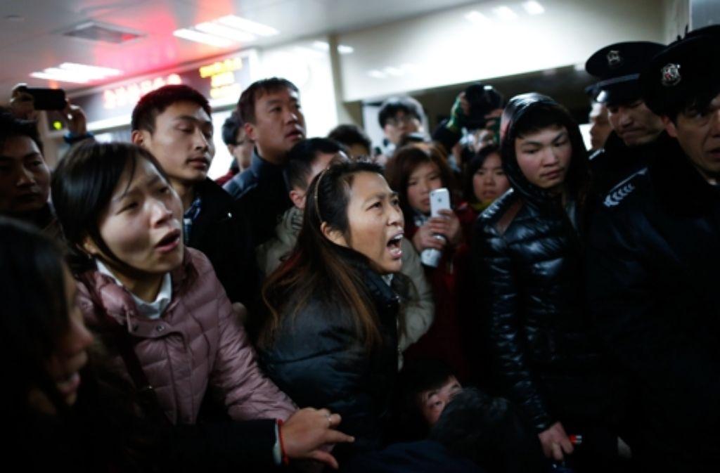 Die Massenpanik in Shanghai löst Wut aus. Foto: FEATURECHINA