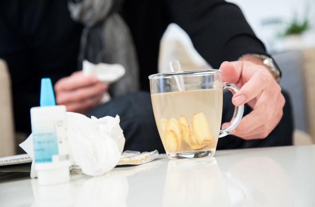 Ob Hausmittel wirklich helfen, haben Forscher untersucht. Foto: dpa-tmn