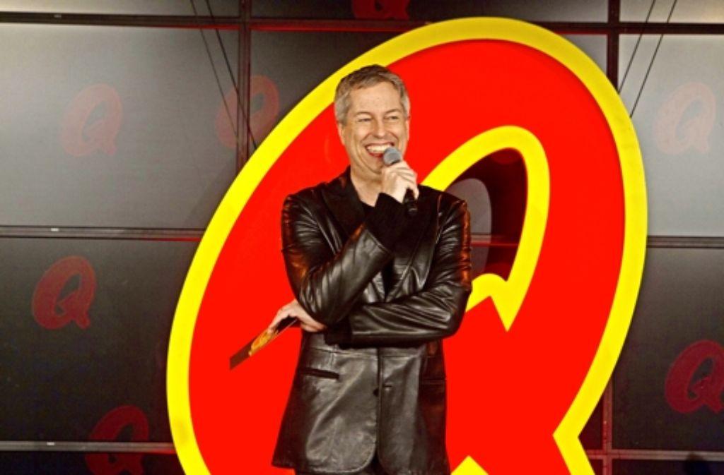 Er hat den Quatsch Comedy Club erfunden: Thomas Hermanns. Foto: Chriatian Hass
